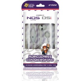 Auriculares NDS/NDSi