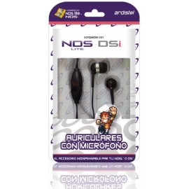 Auriculares con Micro NDS/NDSi
