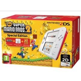Nintendo 2ds Blanca + Super Mario 2