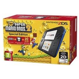 Nintendo 2ds Negra + Super Mario 2