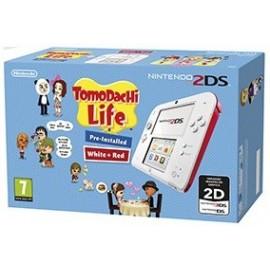 Nintendo 2ds Blanca + Tomodachi