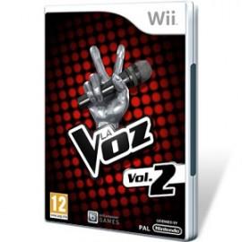 Wii La Voz Vol.2