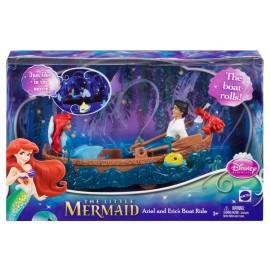 Barca Romantica Ariel y Eric