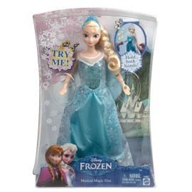 Frozen Elsa Magia Musical