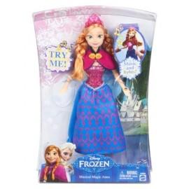 Frozen Anna Magia Musical