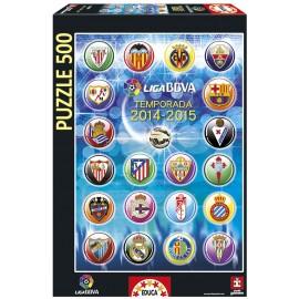 Puzzle 500 Escudos Liga