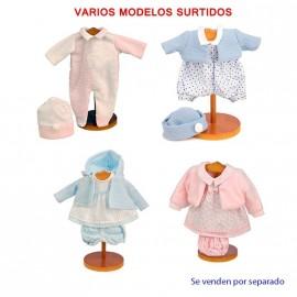 Vestido Surtido Muñeca 33 cm.