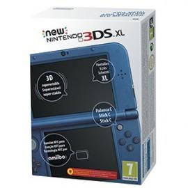 Nintendo 3ds XL New Azul