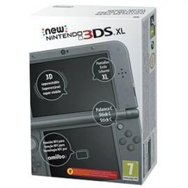 Nintendo 3ds XL New Negra