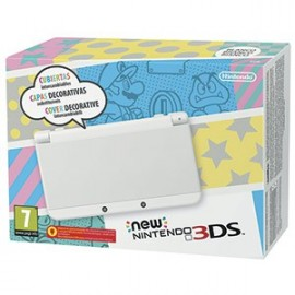 Nintendo 3ds New Blanca