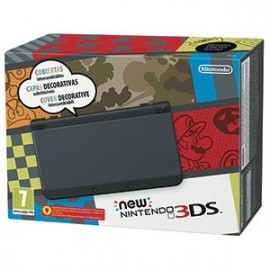 Nintendo 3ds New Negra