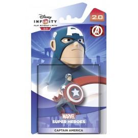 Figura Infinity 2.0 Capitan America