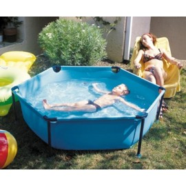 Piscina 160 Hexagonal