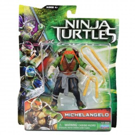 Tortuga Ninja Move Michelangelo