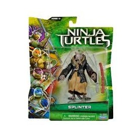 Tortuga Ninja Move Splinter