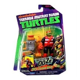 Tortuga Ninja Ooze Chukin Mikey