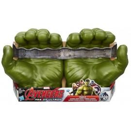 Puños Hulk Avengers