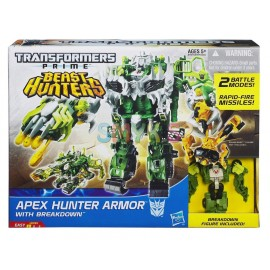 Transformers Beast Hunter Surtido