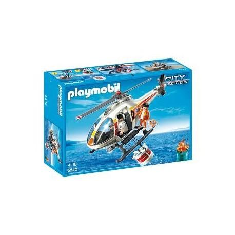 Helicoptero Extincion de Incedios