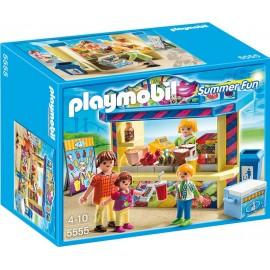 Puesto de Chucherias Playmobil