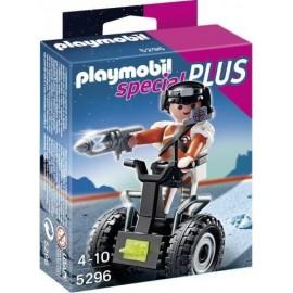 Agente Secreto Balance Playmobil