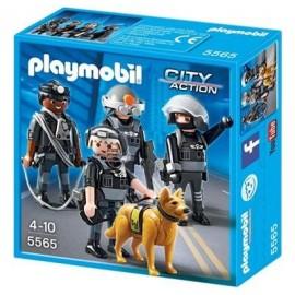 Equipo Especial de Policia 5565