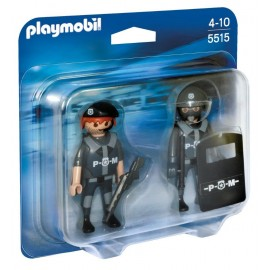 Pack Duo Policia 5515