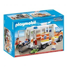 Ambulancia con Sirena 5541
