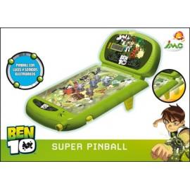 Pinball Ben10