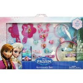 Caja Accesorios Peluqueria Frozen