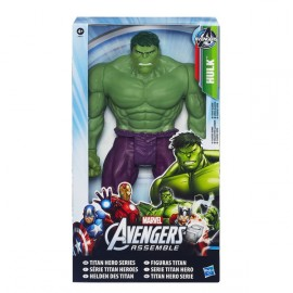 Hulk Titan Avengers