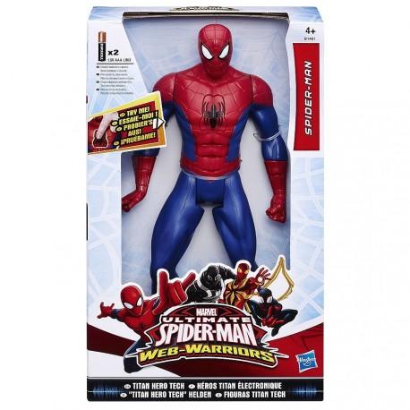 Spiderman Titan Tegh