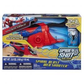 Pistola Spiderman Lanza Redes