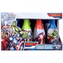 Juego de Bolos Avengers