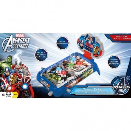 Super Pimball Avengers