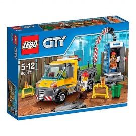 Camion de Asistencia Lego