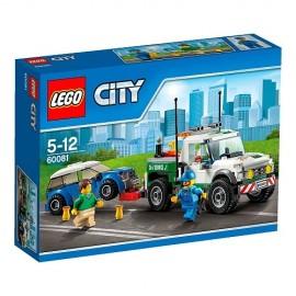 Camion Grua Lego