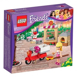 La Pizzeria Lego Friends