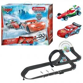 Pista Carrera Go !!! Ice Racers