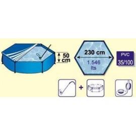 Piscina 230 Hexagonal SETY290