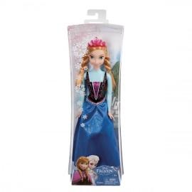 Frozen Anna Purpurina