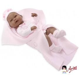 Baby Rosa Negrita Elegance