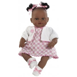 Muñeca Emma Negrita Elegance