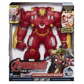 Avengers Hulkbuster Titan Electronico