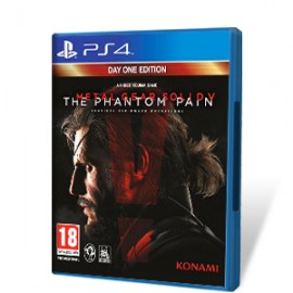 Ps4 Metal Gear Solid V