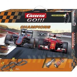 Pista Carrera Go Champions 1.43