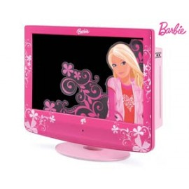 "TV Barbie 19"" LCD Combo DVD + TDT"