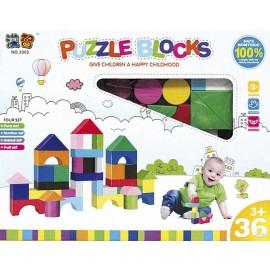 Caja Puzzle Blocks BK717
