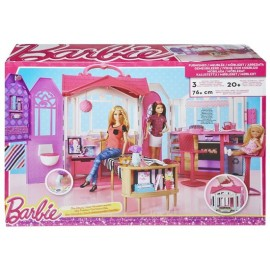 Casa de Vacaciones de Barbie