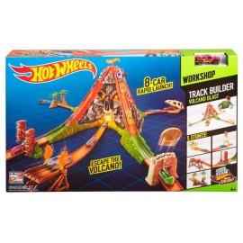 Pista Supervolcan Hot Wheels